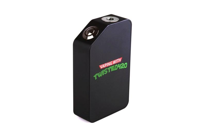 Twisted Tripple Parallel Box Mod